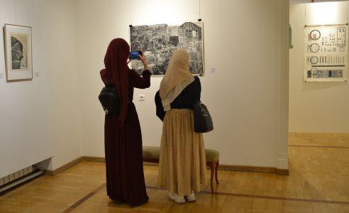 Biennale V Grafica Kazan  (14)