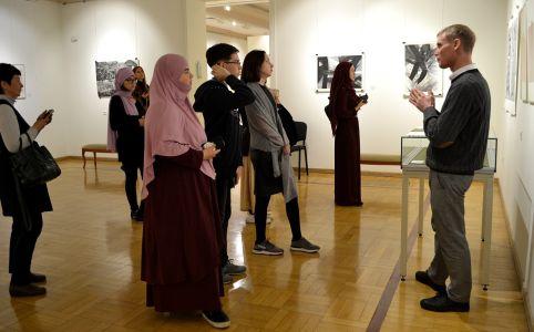 Biennale V Grafica Kazan  (15)