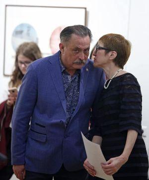 Biennale V Grafica Kazan  (2)