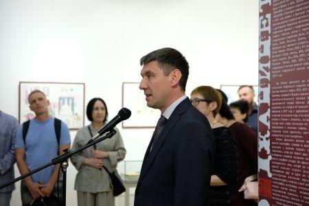 Biennale V Grafica Kazan  (4)