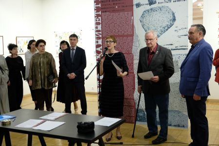 Biennale V Grafica Kazan  (5)