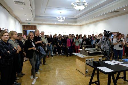 Biennale V Grafica Kazan  (6)