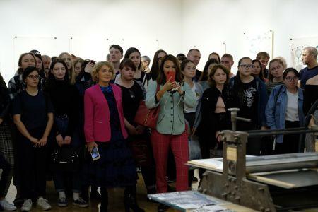 Biennale V Grafica Kazan  (7)