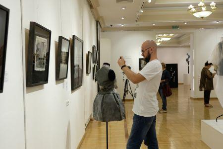 Biennale V Grafica Kazan  (8)