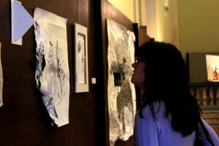 Gloria Veronica Lavagnini - mostra personale Faloppio 2017 (2)