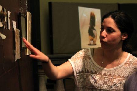 Gloria Veronica Lavagnini - mostra personale Faloppio 2017 (7)