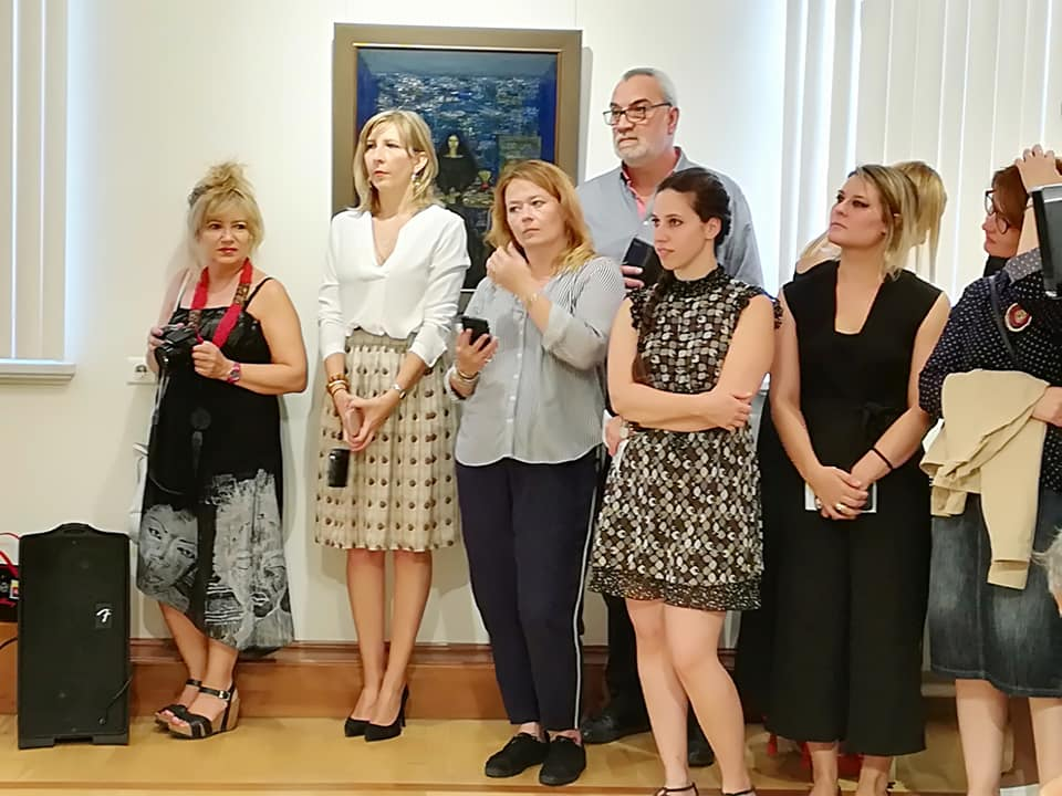 Inaugurazione - Museo del Cremlino di Kazan - Agosto 2018 (10)