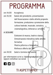 Locandine Tdp Bologna 2018 (2)