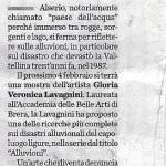 Articolo La Provincia - mostra Alserio GVLavagnini - 2017 - Copia